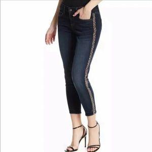 NWT Anthropologie Level 99 Aubrey Jeans